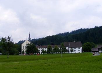 Mariastern Abbey in Austria