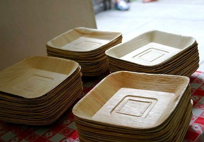 Bamboo Plates & Party Without Being Trashy   UGA GreenWay News
